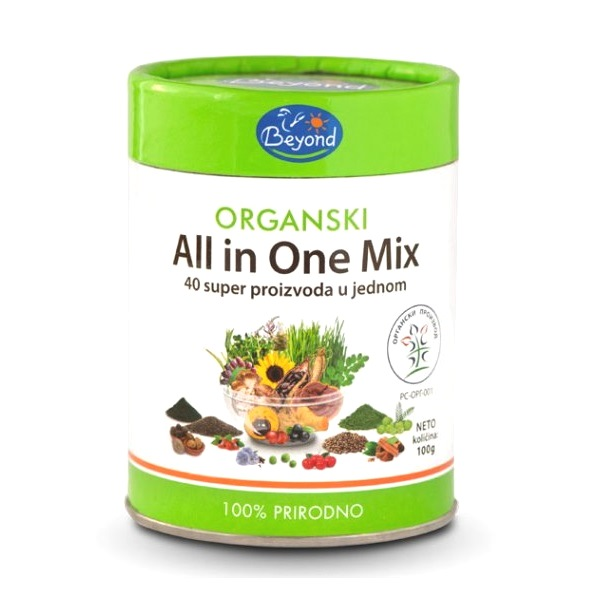 All in one mix organic Beyond 100g