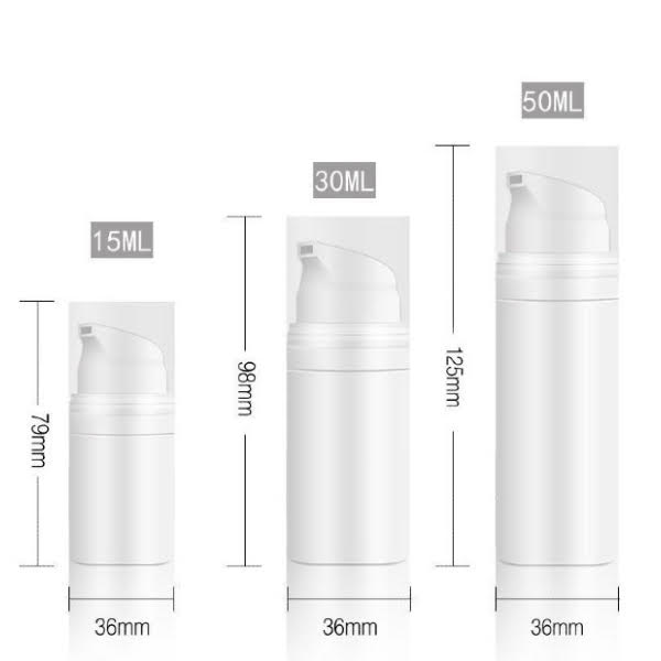 Airless boca za serum 30ml