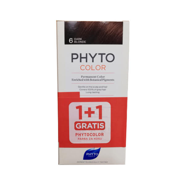 Phytocolor farba za kosu 6 - Blond Foncé x 2