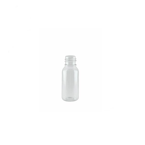 Plastična providna boca 20ml