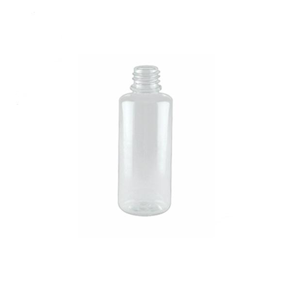 Plastična providna boca 100ml