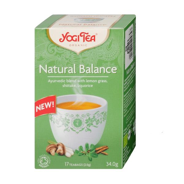 Yogi tea Natural Balance - biljni čaj prirodni balans 34g