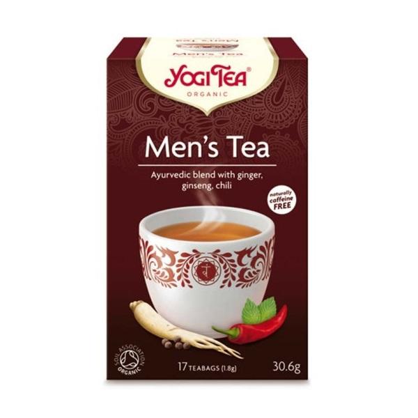 Yogi Men's tea - Biljni čaj Muški 30,6g