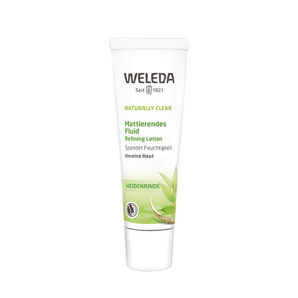 Weleda NATURALLY CLEAR pročišćavajući fluid za lice 30ml