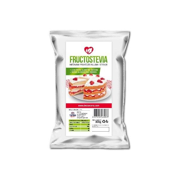 Fructostevia - mešavina fruktoze, inulina i stevije 300g