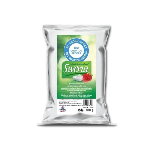 Sweria - mešavina eritritola i stevije 300g