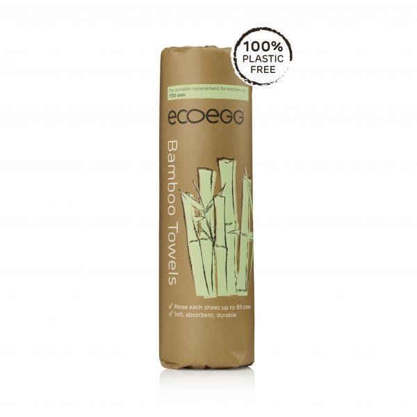 ECOEGG  Eko ubrus od bambusa 20listova