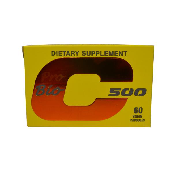 Bio C - 500 Vitamin C 60 kapsula