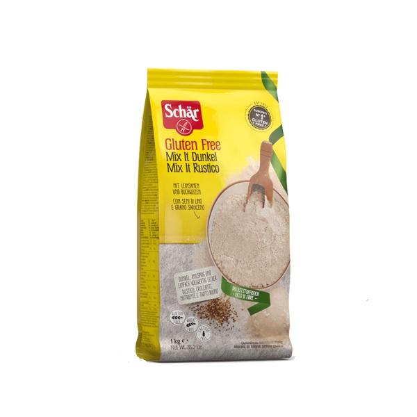Schar Mix It Dunkel - brašno od celog zrna 1kg