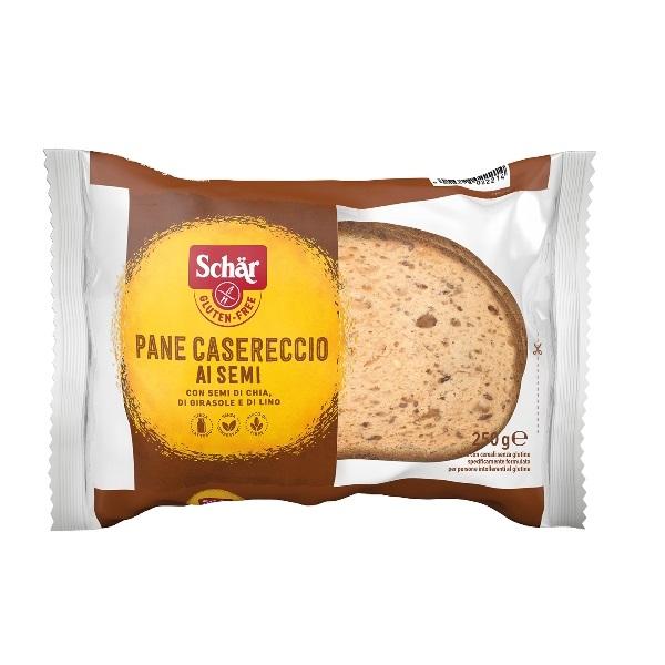 Schar Pane casereccio - hleb sa semenkama 250g