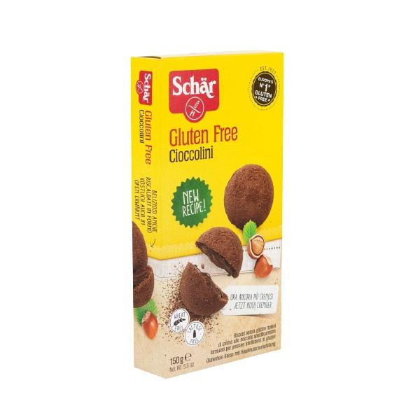 Schar Cioccolini - Keks sa kakao kremom 150g
