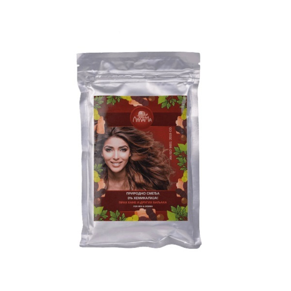 Lila Ma kana za kosu prirodno smeđa  100g