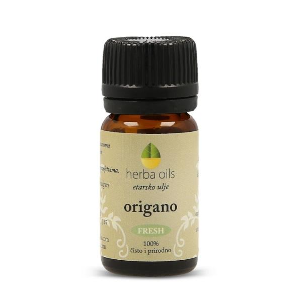 Herba Etarsko ulje Origano 10ml