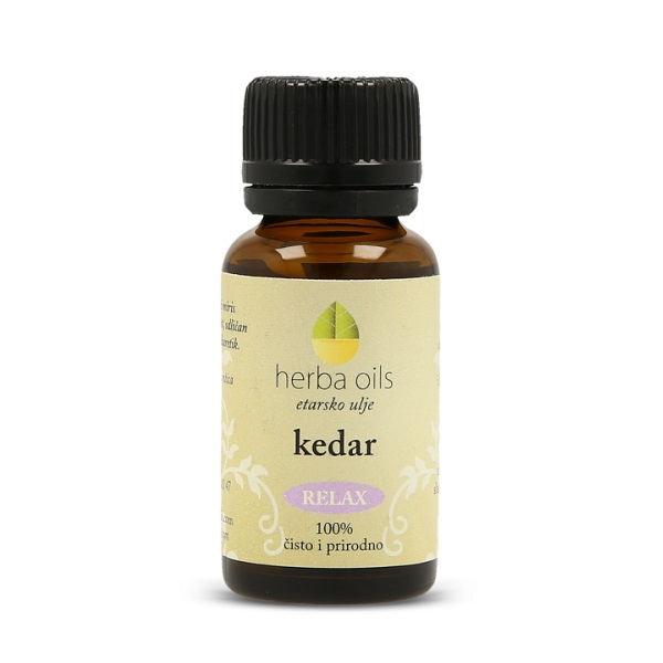 Herba Etarsko ulje Kedar 10ml
