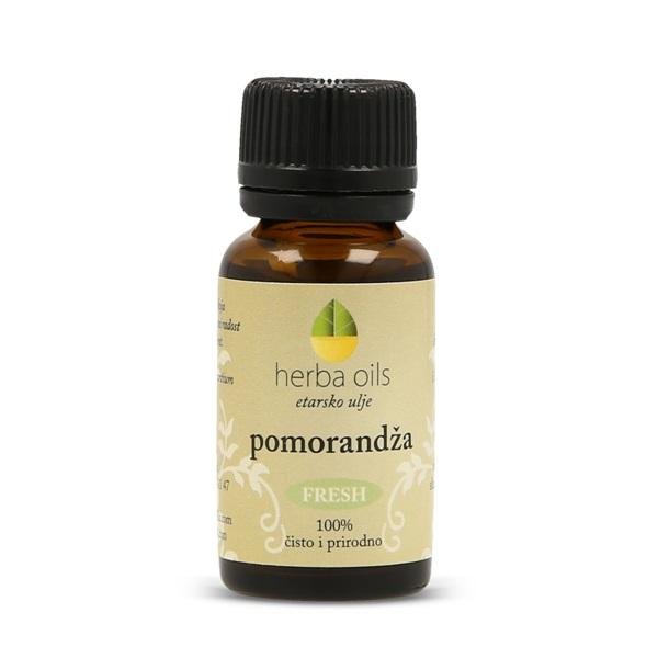 Herba Etarsko  ulje Pomorandže 10ml