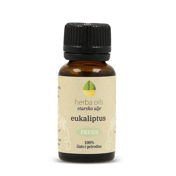 Herba Etarsko ulje Eukaliptus 10ml