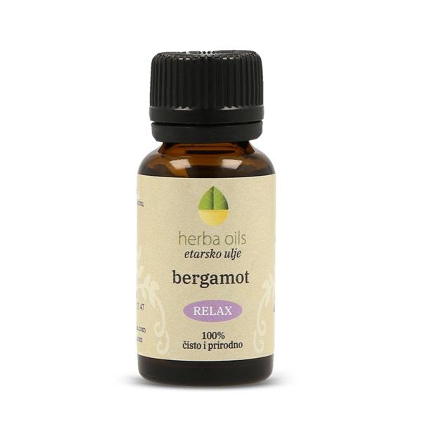 Herba Etarsko ulje Bergamot 10ml