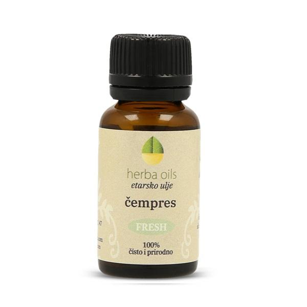Herba Etarsko ulje čempres 10ml