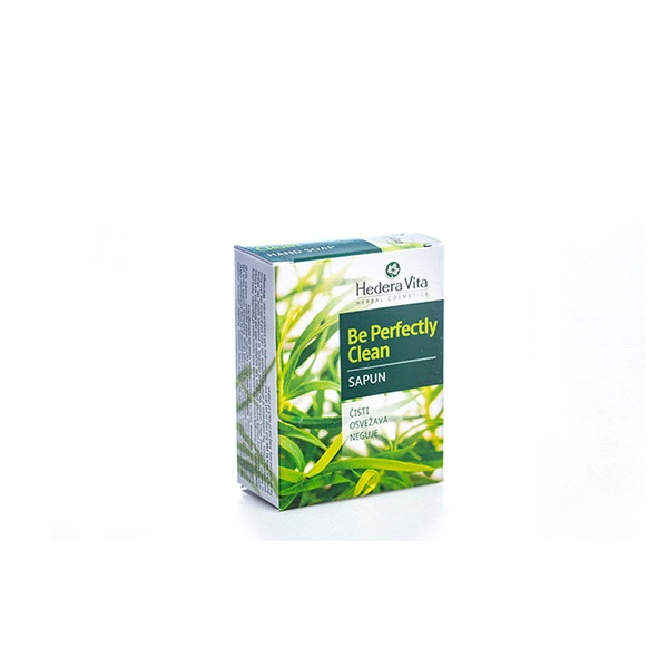 Hedera Vita sapun antibakterijski Be Perfectly clean 65g