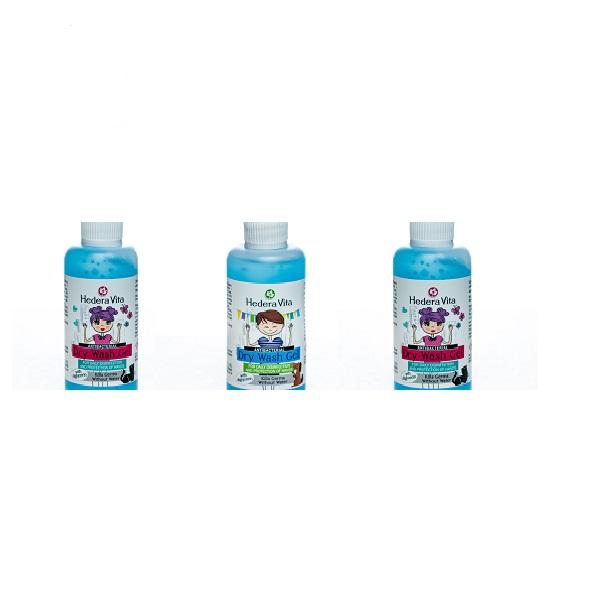Hedera Vita dečiji antibakterijski gel za suvo pranje ruku 100ml