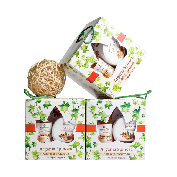 HederaVita set Argan