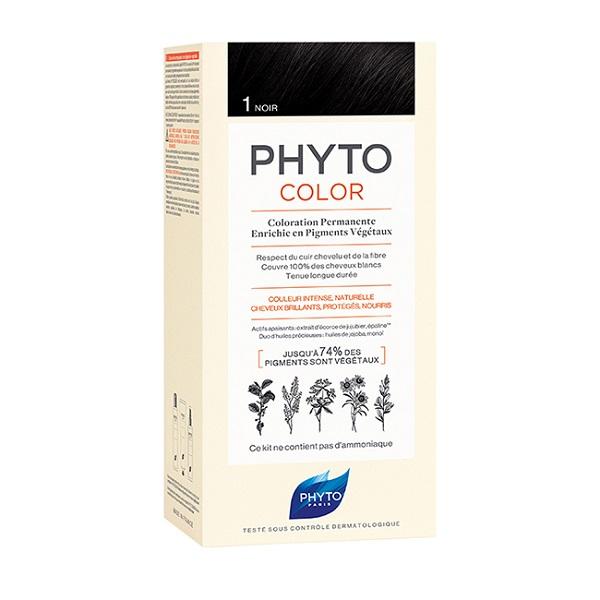 Phytocolor farba za kosu 1 - Noir