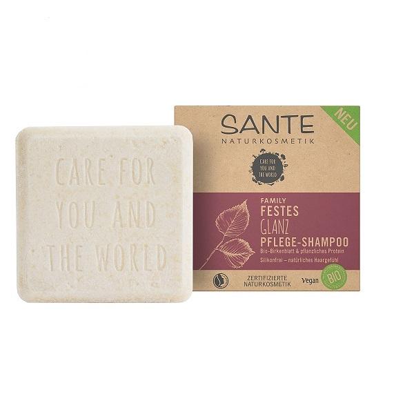 Sante -  Sapun za kosu breza i biljni proteini 60g