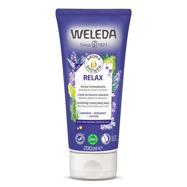 Weleda Relax gel za tuširanje 200ml