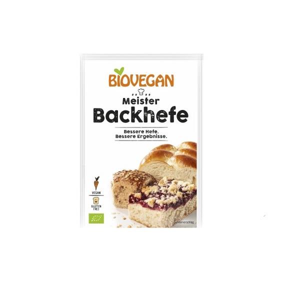 Suvi kvasac bez glutena organic Biovegan 7g