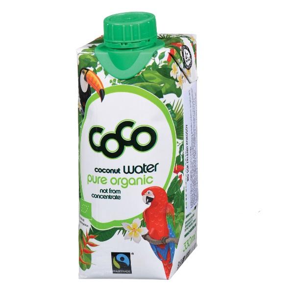 Kokosova voda organic CoCo 330ml