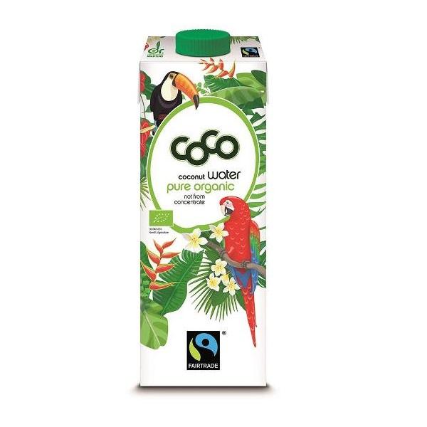 Kokosova voda organic Coco 1l
