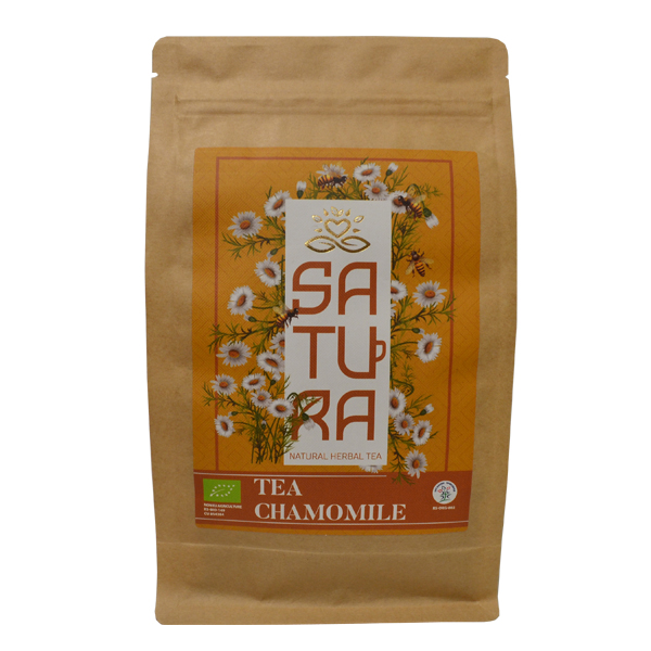 Čaj od cveta kamilice organic Satura 40g