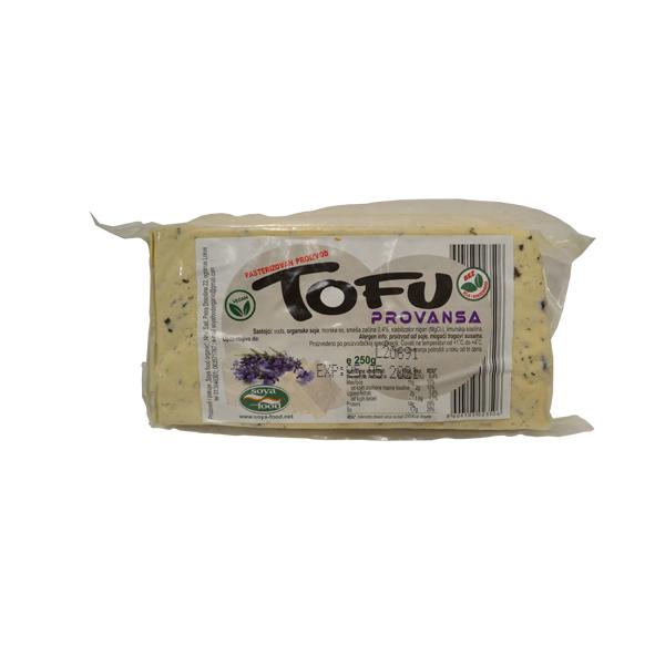 Tofu sir Provansa Soya Food 250g