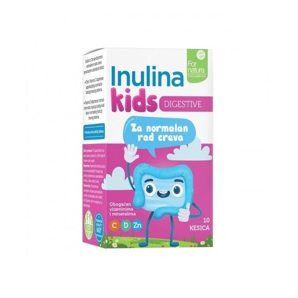 Inulina Kids - inulin za decu For Natura 10 kesica