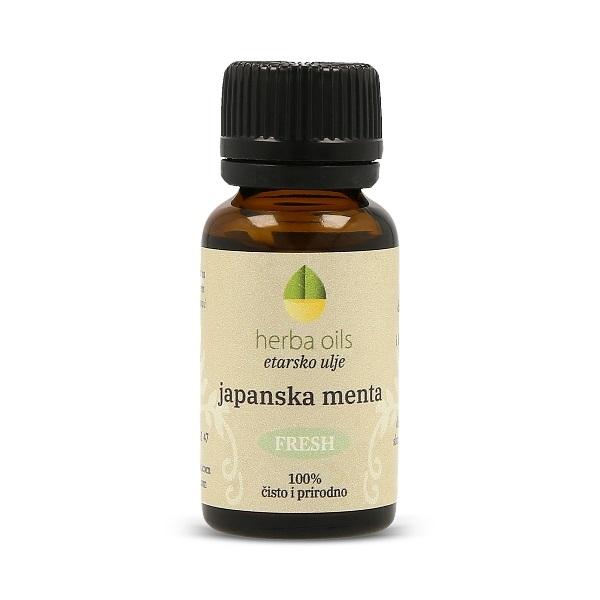Herba Etarsko ulje Japanske mente 10ml