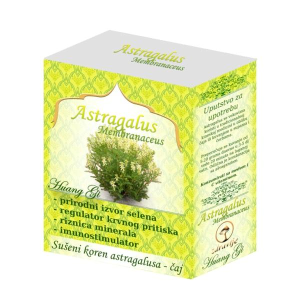 Astragalus sušeni koren 100g