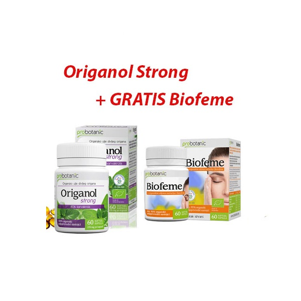 Origanol strong  60 soft gel kapsula