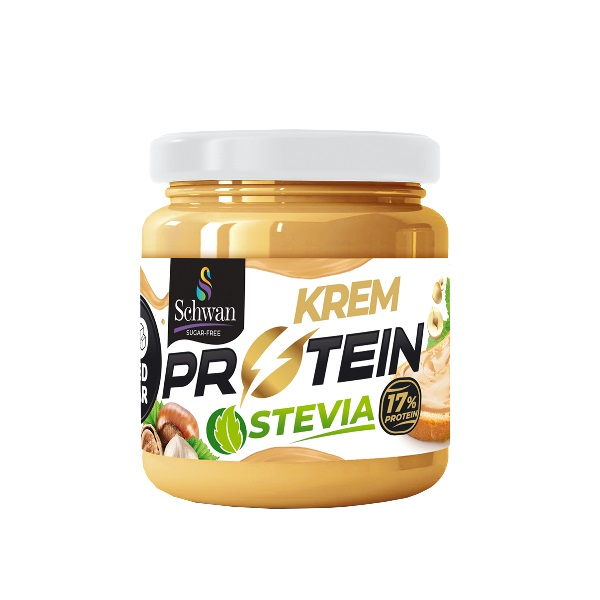 Protein beli krem Schwan 200g