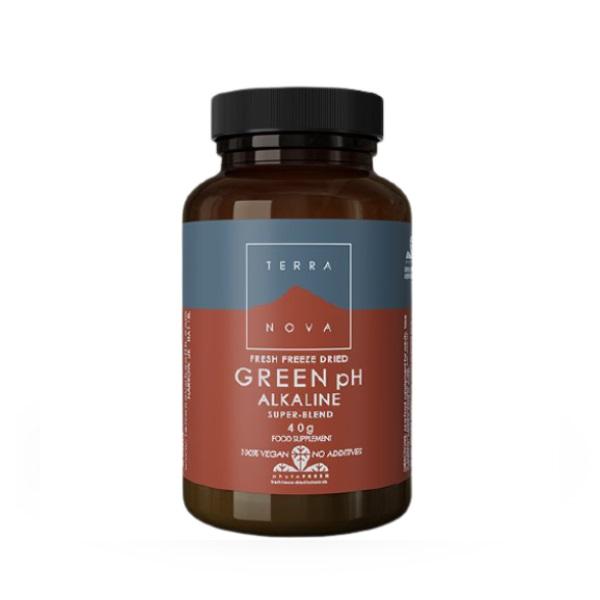 Terranova Green pH alkaline powder 40g