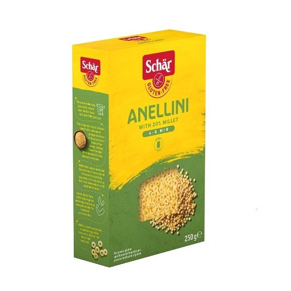 Schar Anellini  testenina bez glutena  250 gr