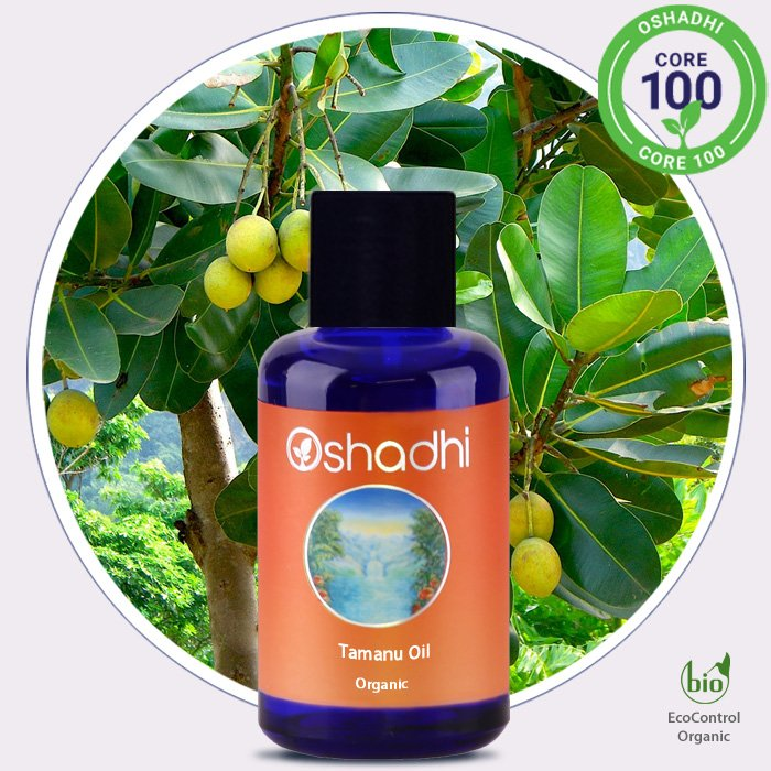 Oshadhi biljno ulje TAMANU 30ml