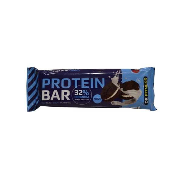 Protein bar keks i krispi Dr Fitness 30g