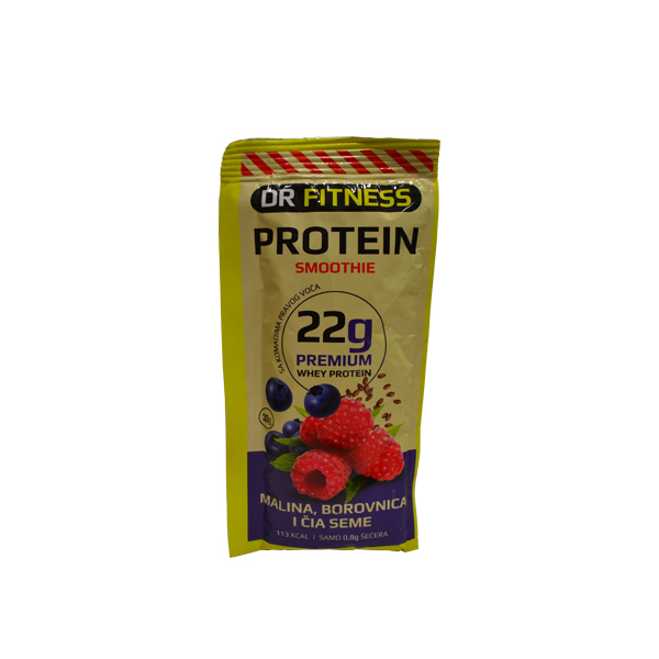 Protein Smoothie Dr Fitness 30g