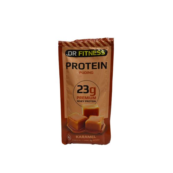 Protein puding karamel Dr Fitness 30g