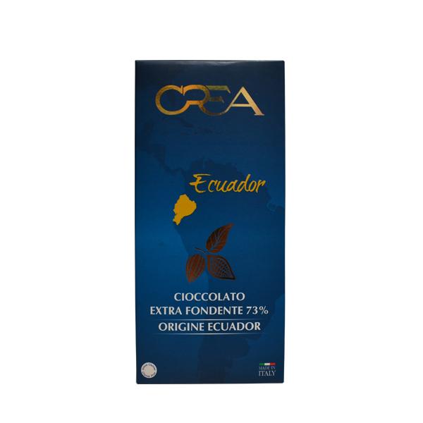 Tamna čokolada 73% kakaoa Ekvador Crea 100g