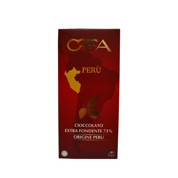 Tamna čokolada 73% kakaoa Peru Crea 100g