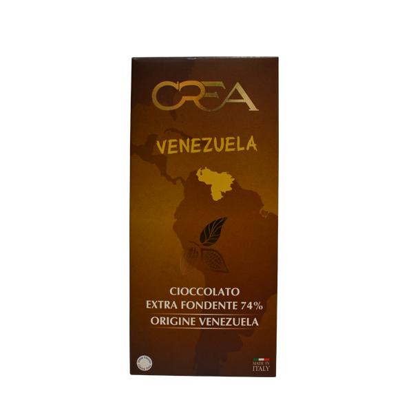 Tamna čokolada 74% kakaoa Venezuela 100g