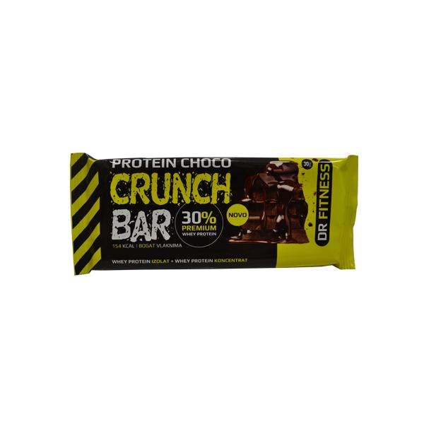 Protein choco crunch bar Dr. Fitness 30g