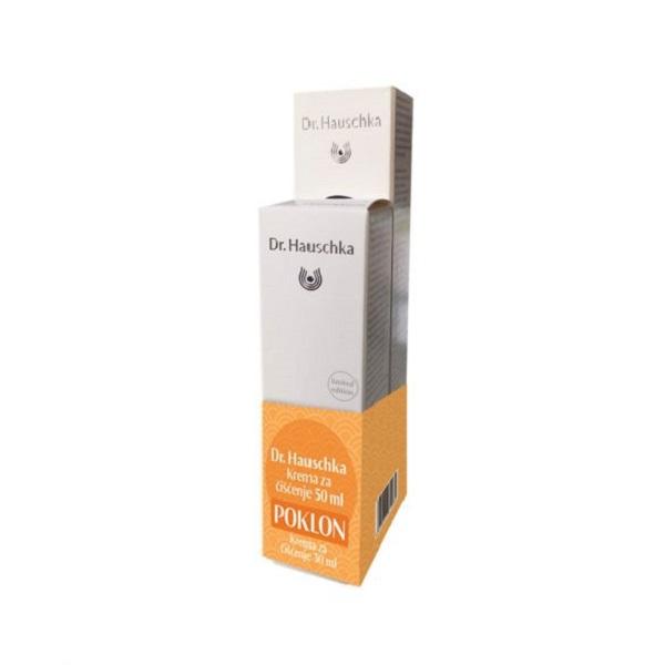 Dr.Hauschka Krema za čišćenje lica 50ml + Dr.Hauschka Krema za čišćenje lica 30ml