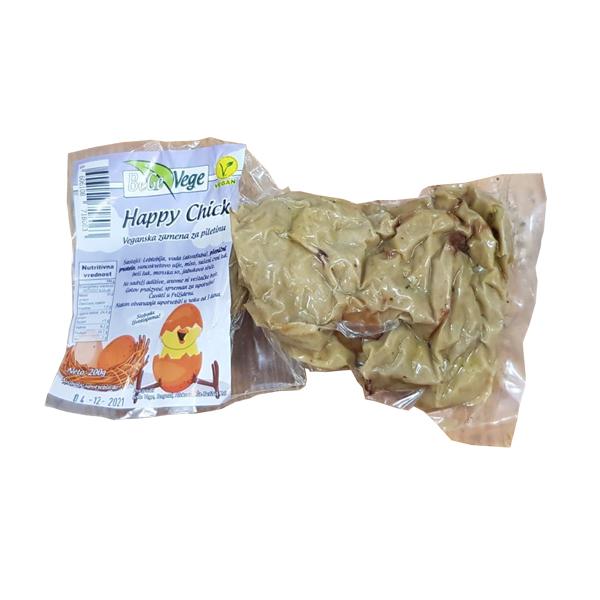 Happy chick - Veganska piletina 200g